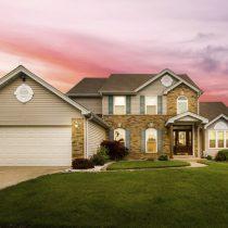 Ge ditt hus ett nytt utseende med nya takpannor